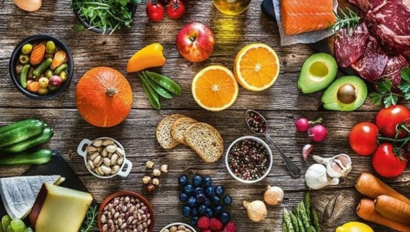 sağlıklı bir yaşam için beslenme tüyoları - 1tutamsaglik.com